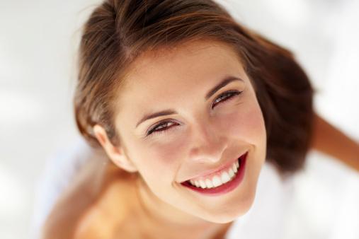 SMILING LADY  Jacob Wackerhausen:photos.com