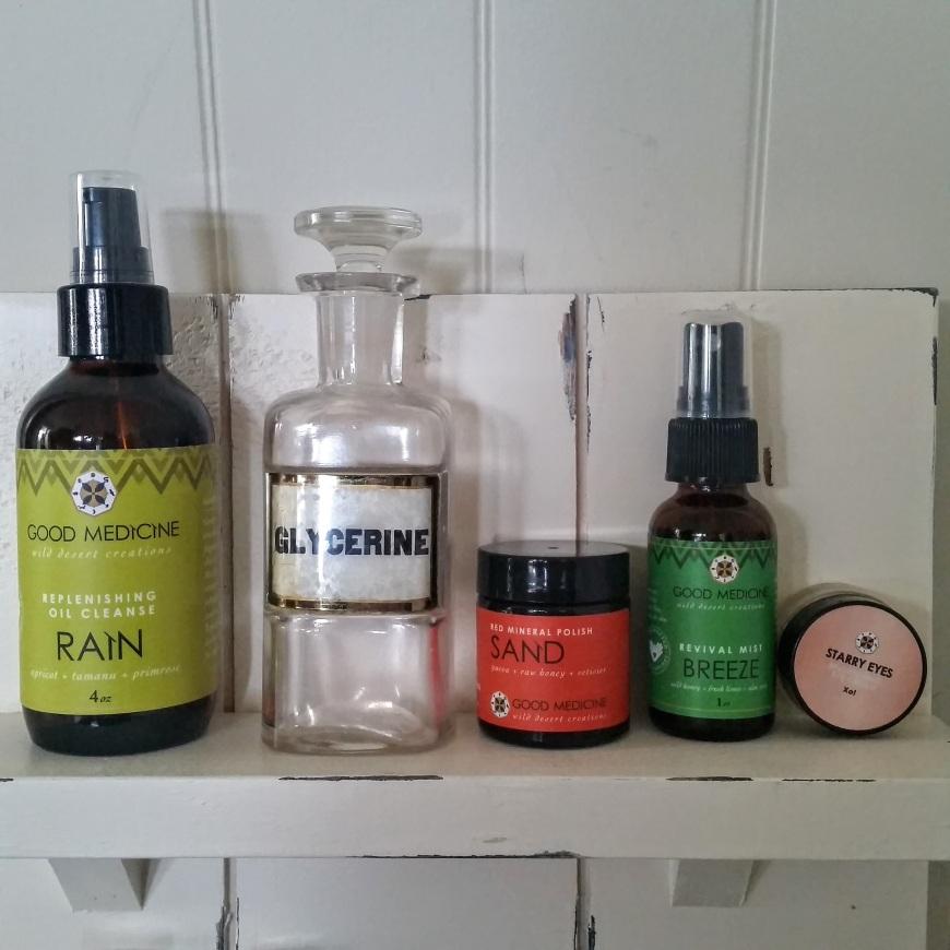 good medicine top shelf